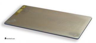 10 by 20 by 5/16?s inch rectangular Advancer kiln shelf.