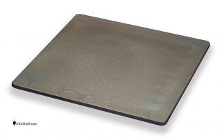 12 by 12 by 5/16?s inch square Advancer kiln shelf.