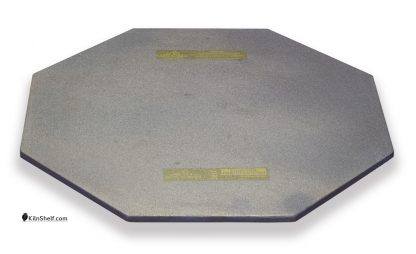 15 by 15 by 5/16's inch Advancer full kiln shelf for 8 sided electric kilns