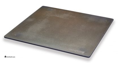 18 by 18 by 5/16?s inch square Advancer kiln shelf.