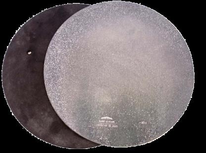 "14"" GlazeEraser Grinding Disc for wheel head."
